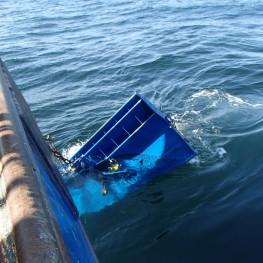 Le programme Fish2EcoEnergy a entamé sa campagne d'essais de chaluts nouvelle génération